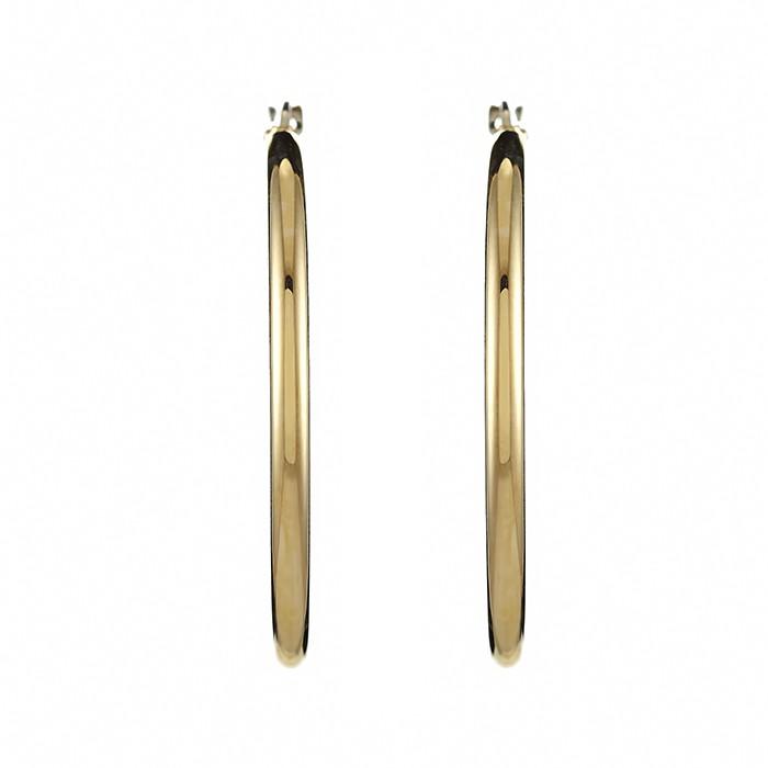 Σκουλαρίκια Χρυσός Κ14 - 09121