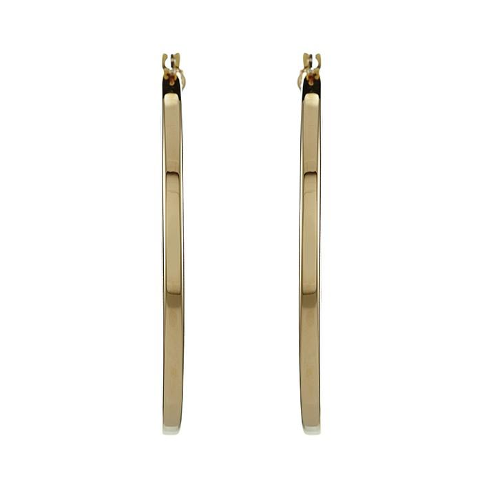 Σκουλαρίκια Χρυσός Κ14 - 09123