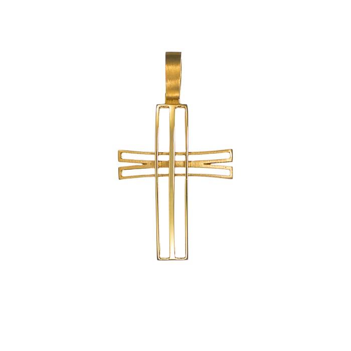 Σταυρός Χρυσός Κ14 - 13007
