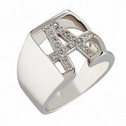 Δαχτυλίδι Chevalier A με Ζιργκόν Λευκόχρυσος Κ14-06552AW