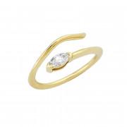 Δαχτυλίδι Chevalier με Διαμάντι Χρυσός Κ18-16012