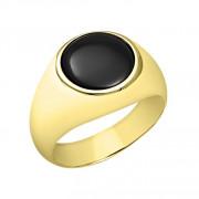 Δαχτυλίδι Ανδρικό με Όνυχα Χρυσός Κ14 - 90344