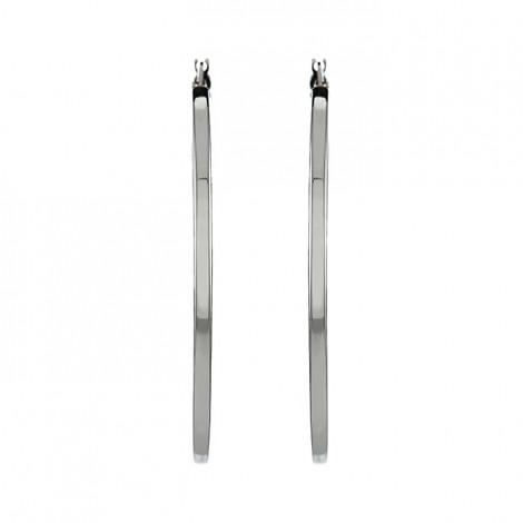 Σκουλαρίκια Λευκόχρυσος Κ14 - 09122